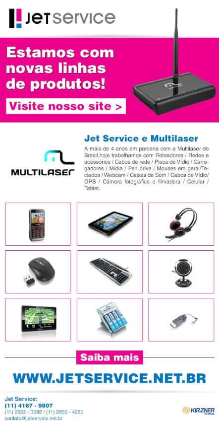 Jet Service – MultiLaser