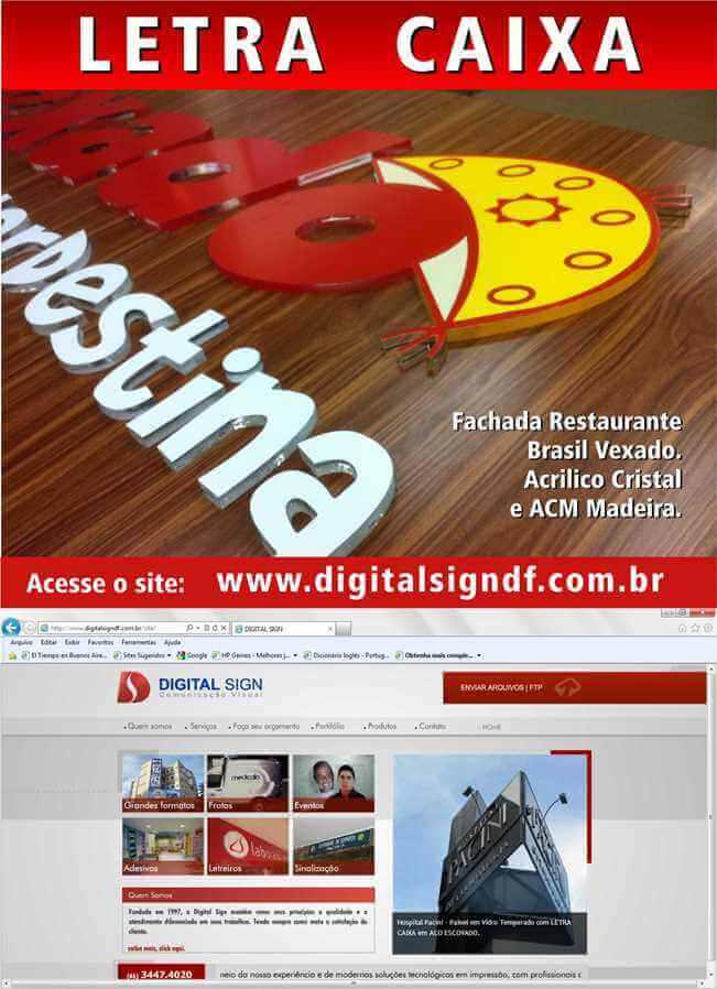 Digital Sign – News
